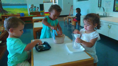 toddler montessori program ft pierce